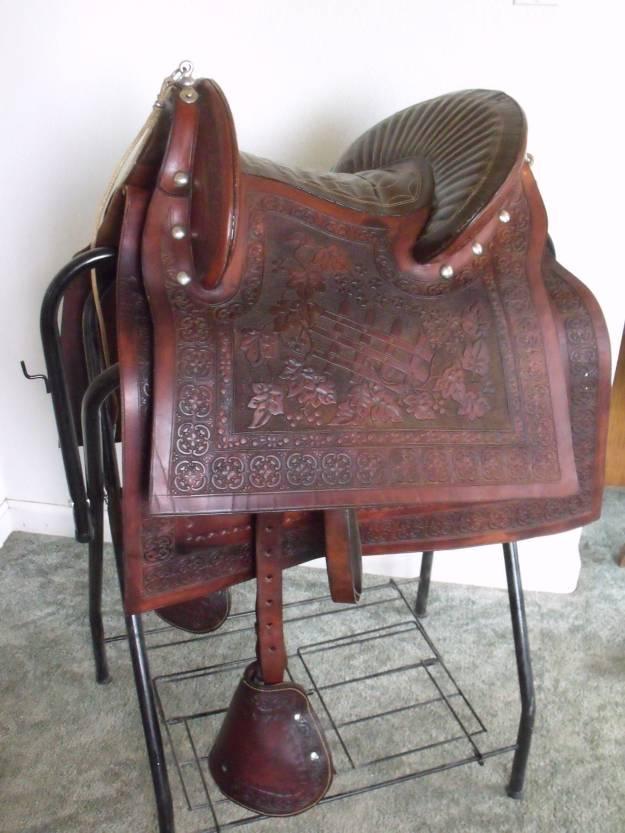 Saddle Item 366